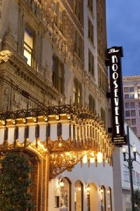 The Roosevelt New Orleans, A Waldorf Astoria Hotel property information