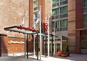 Hampton Inn Manhattan/United Nations property information
