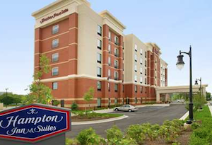Hampton Inn and Suites Washington, DC North/Gaithersburg property information