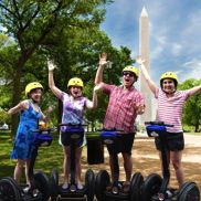 Bike and Roll Washington DC attraction information