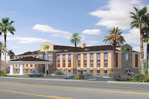Holiday Inn Express & Suites Indio property information