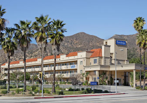 Travelodge Sylmar CA property information