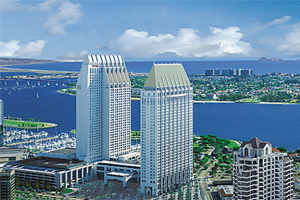 Manchester Grand Hyatt San Diego property information