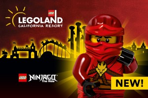 <b>LEGOLAND<sup>®</sup></b> California Resort Tickets!