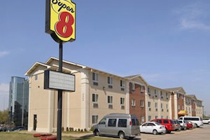 Super 8 Irving DFW Airport/South