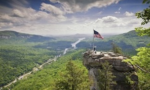 Chimney Rock Outdoor Adventure Package