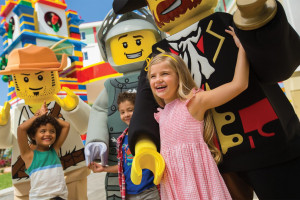 Legoland California & San Diego Zoo Safari Park Combo Deal
