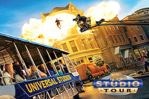 Universal Studios Hollywood™ & Warner Bros. Studio Tour Combo Deal