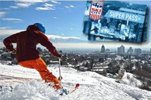 Stay in Ski City and Ski FREE in January! - January Ski FREE offer has Sold Out