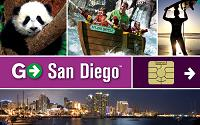 Go San Diego Card Package