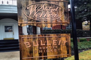 Bulleit Frontier Whiskey Experience at Stitzel-Weller