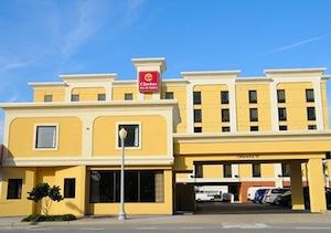 Clarion Inn & Suites Virgina Beach Photo Gallery