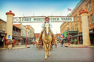 Fort Worth Stockyards Adventure