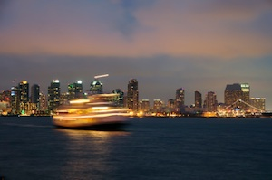 Dine in Style on the San Diego Bay