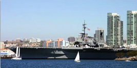 Step into Naval History on San Diego's Embarcadero