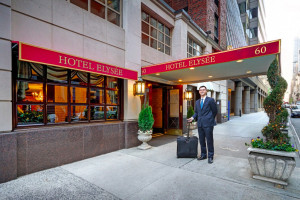Hotel Elysee by Library Hotel Collection Photo Gallery
