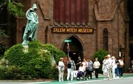 Discover Salem Passport Vacation Package