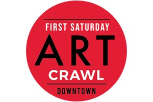 Nashville's First Saturday Art Crawl Downtown