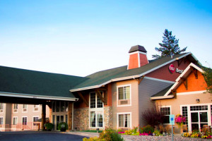 Best Western Plus Kalispell/Glacier Park West Hotel & Suites