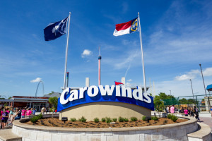 Carowinds Stay & Play Package