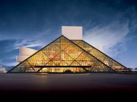 Rock and Roll Hall Of Fame and Museum Package