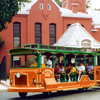 Old Town Trolley Tour of St. Augustine Photo Gallery