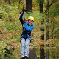 Ozone Zipline Adventures at YMCA Camp Kern