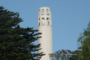Coit Tower Photo Gallery