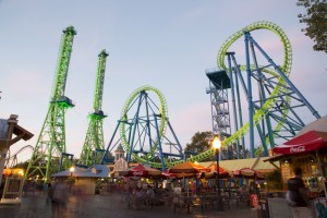 Six Flags New England Family Vacation Package