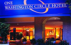 One Washington Circle Hotel Photo Gallery