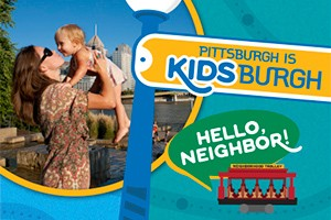 Pittsburgh is Kidsburgh! | Save up to 50% on Attractions