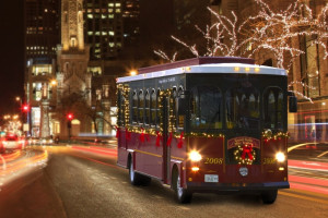 Holly Jolly Trolley Tour (December 2, 2016 - January 1, 2017)
