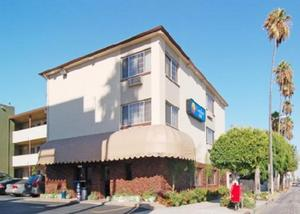 Comfort Inn Near Hollywood Walk of Fame Photo Gallery