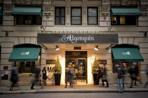 The Algonquin Hotel Photo Gallery