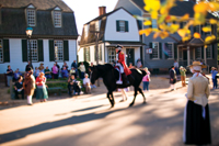 Colonial Williamsburg - Family Vacation Package