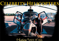 Celebrity Helicopters Photo Gallery