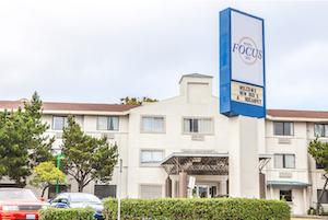 Hotel Focus SFO Photo Gallery
