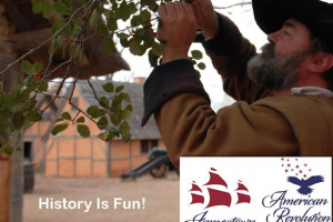 History is Fun! For the Holidays! Williamsburg Vacation Package