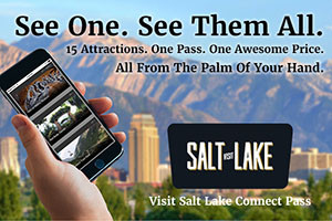 Visit Salt Lake Connect Pass Package