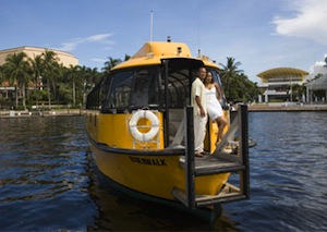 Cruise the Coast with Water Taxi - Fort Lauderdale Vacation Package