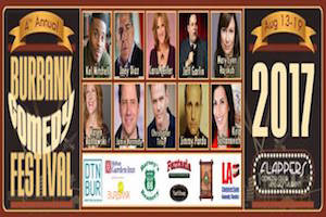 Burbank Comedy Festival - Hotel & Tickets Package