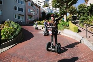 City Segway Tours - San Francisco