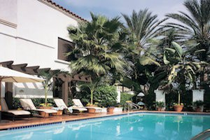 California Mission-Style Boutique Hotel with Airport Transfers