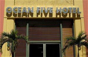Ocean Five Hotel Photo Gallery