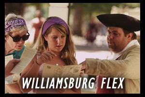 Williamsburg Flex Pass