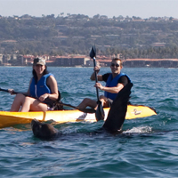 Kayak the Pacific! San Diego Vacation Package