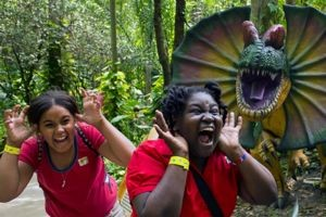 Dinosaur World Photo Gallery
