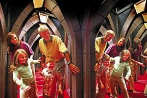 Amazing Mirror Maze/Vault Lazer Challenge Photo Gallery