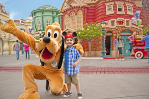 Summer Savings! Hotel + Ticket Package at <i>Disneyland®</i> Resort <b>SAVE $36 per ticket!</b>