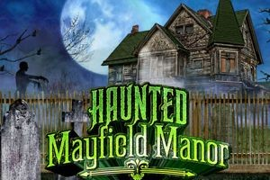 Haunted Mayfield Manor Photo Gallery